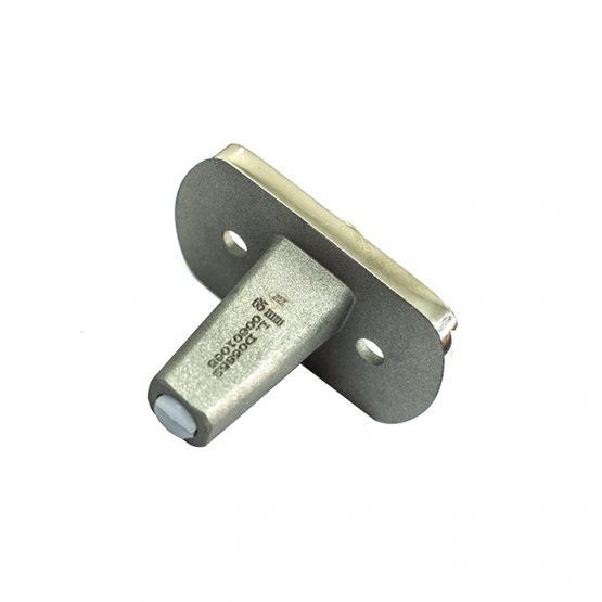 Componente tibial rodilla modular